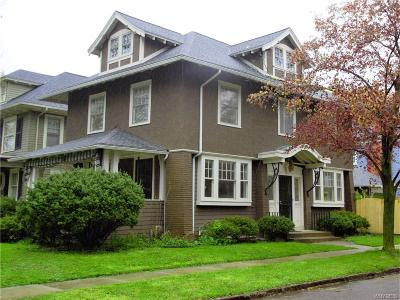Erie County Single Family Home U-Under Contract: 3 Clarendon Place