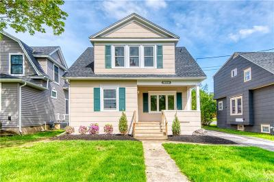 Orchard Park Single Family Home U-Under Contract: 4403 South Buffalo Street