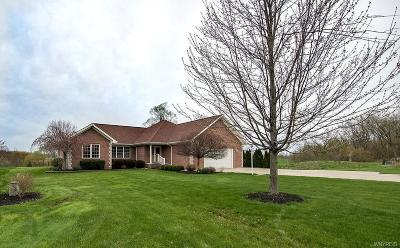 Single Family Home A-Active: 6635 North Canal Road