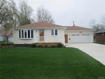 West Seneca Single Family Home U-Under Contract: 777 East And West Road