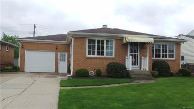 Cheektowaga Single Family Home A-Active: 136 Nagel Drive