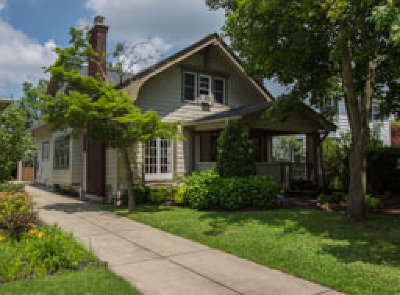 Buffalo Single Family Home For Sale: 82 Tillinghast Place