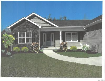 Elma Single Family Home For Sale: 3080 Bowen Road