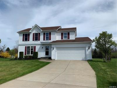 Erie County Single Family Home A-Active: 6461 Hackberry Drive