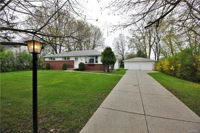 Clarence Single Family Home U-Under Contract: 9375 Willow Wood Drive