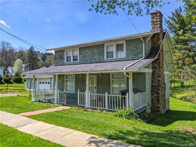 Castile Single Family Home For Sale: 23 S Main Street