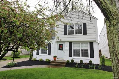 Single Family Home A-Active: 325 Woodcrest Boulevard