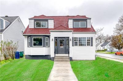 Erie County Single Family Home A-Active: 492 Voorhees Avenue