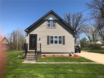 Orchard Park Single Family Home U-Under Contract: 400 Vistula Ave