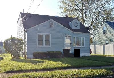 Niagara Falls Single Family Home A-Active: 1287 89th Street