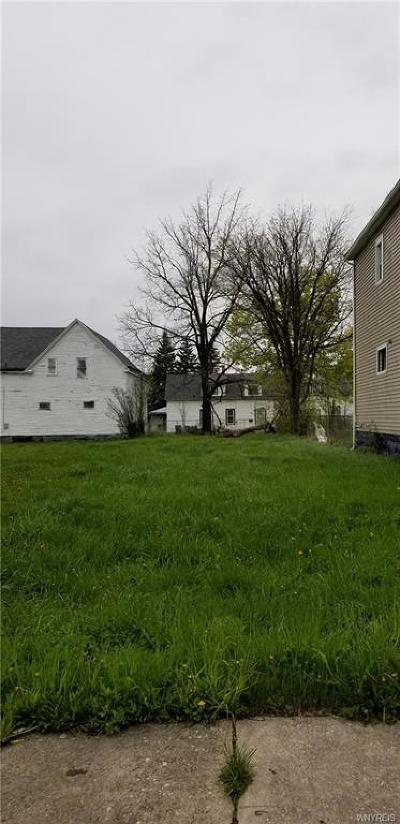 Buffalo Residential Lots & Land A-Active: 1026 East Ferry Street