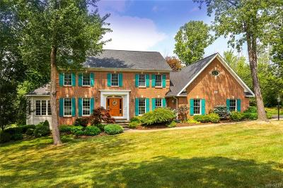 Orchard Park Single Family Home A-Active: 19 Lakeridge South Drive