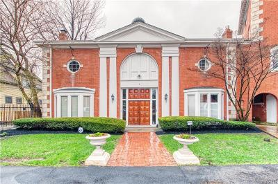 Buffalo Single Family Home For Sale: 4 Symphony Circle