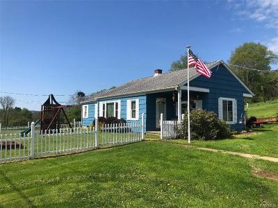 Cuba Single Family Home For Sale: 3031 Route 305