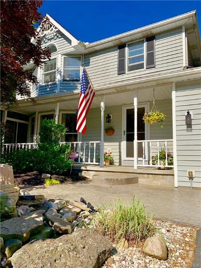 Elma Single Family Home Active Under Contract: 20 Pinewood Trail