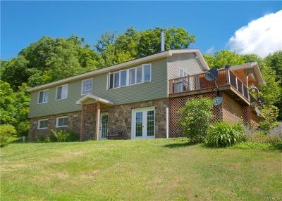 Single Family Home A-Active: 5826, 5804 Haines Hollow Road