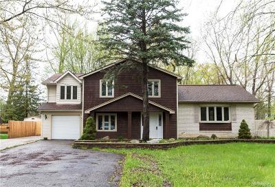 Lewiston Single Family Home A-Active: 677 Scovell Drive