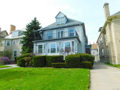 Erie County Multi Family 2-4 A-Active: 624 West Ferry Street
