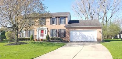 Amherst Single Family Home A-Active: 329 Meadowview Lane