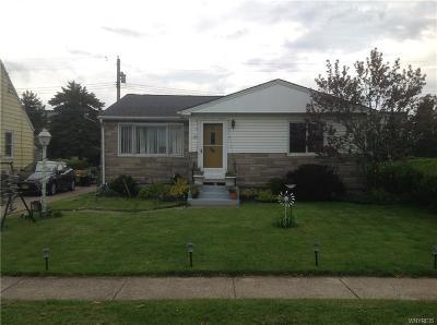 Cheektowaga Single Family Home U-Under Contract: 90 Wallace Avenue