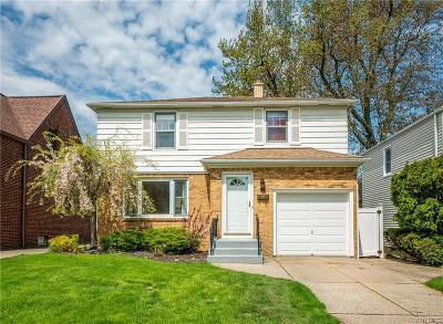 Amherst Single Family Home A-Active: 96 Hendricks Boulevard