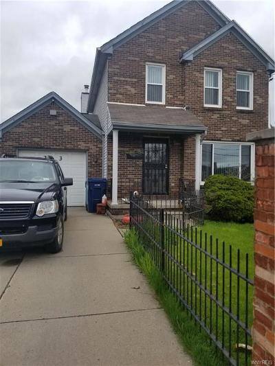 Buffalo, Evans, Hamburg Single Family Home A-Active: 23 Milnor Street