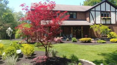 Erie County Single Family Home A-Active: 12 Chapel Woods