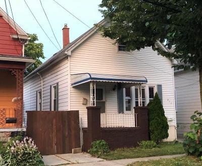 Buffalo Single Family Home A-Active: 277 Barnard Street