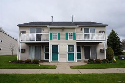 Amherst NY Condo/Townhouse U-Under Contract: $75,000