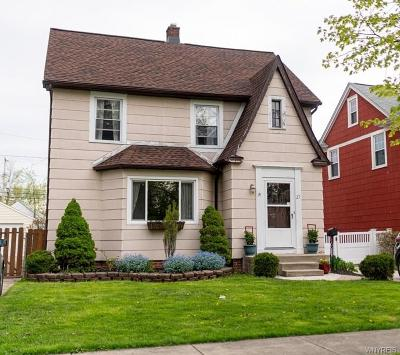 Amherst Single Family Home A-Active: 27 Fairchild Drive