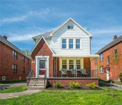 Multi Family 2-4 U-Under Contract: 600 Englewood Avenue