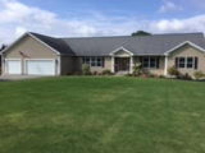 Erie County Single Family Home A-Active: 4648 Woods Road