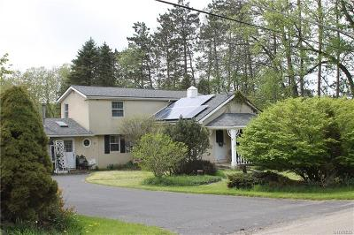 Eden Single Family Home For Sale: 9868 New Oregon Road