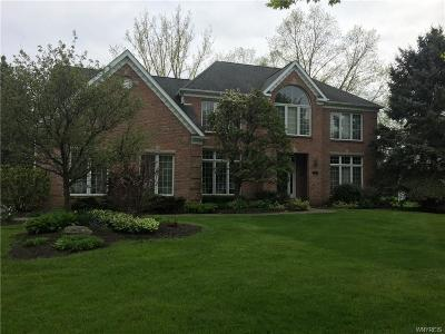 Orchard Park Single Family Home A-Active: 40 Silent Meadow Lane