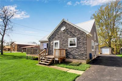 Niagara Falls Single Family Home A-Active: 2187 River Road