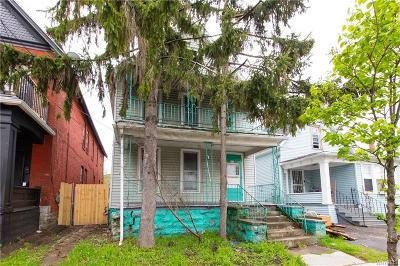 Erie County Multi Family 2-4 A-Active: 381 Riley Street