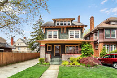 Buffalo Single Family Home A-Active: 272 Woodward Avenue