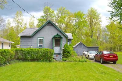 North Tonawanda Single Family Home For Sale: 519 Willow Avenue