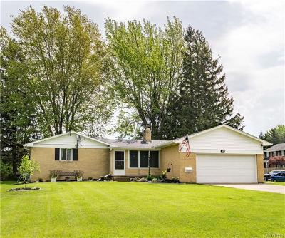 West Seneca Single Family Home A-Active: 69 Mill Road