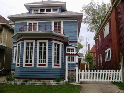 Buffalo Multi Family 2-4 A-Active: 712 Linwood Avenue