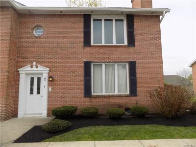 Erie County Condo/Townhouse A-Active: 5799 Broadway Street #2