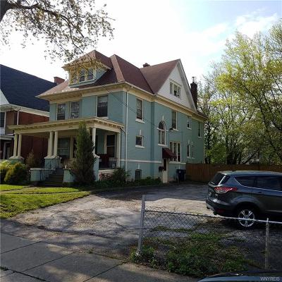 Niagara Falls Single Family Home A-Active: 659 Chilton Avenue