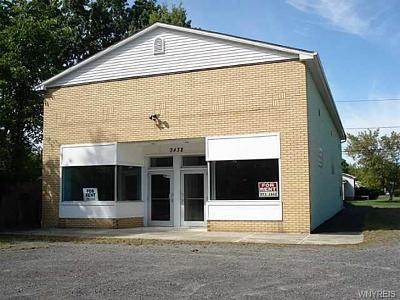 Grand Island NY Commercial A-Active: $199,500