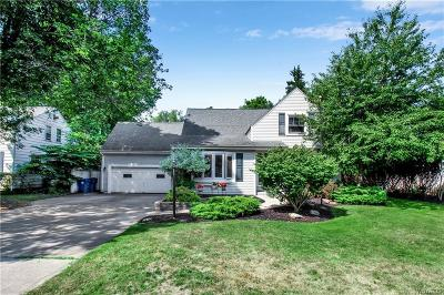 Erie County Single Family Home A-Active: 207 Lehn Springs Drive