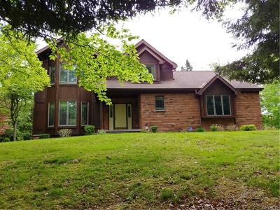 Erie County Single Family Home A-Active: 8685 Old Mill Run Road