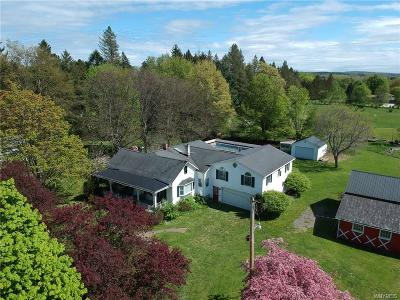 Erie County Single Family Home A-Active: 701 Quaker Road