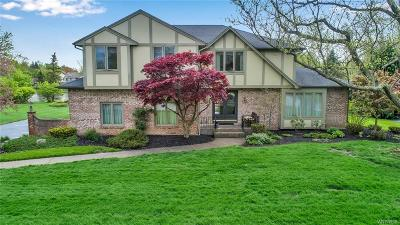 Erie County Single Family Home A-Active: 155 Chapel Woods