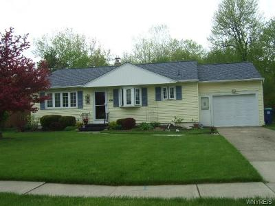 Erie County Single Family Home A-Active: 45 Imperial Drive