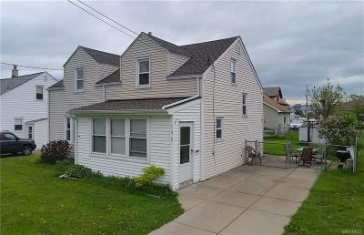 Lackawanna Single Family Home A-Active: 136 Keever Avenue
