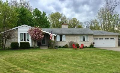 Grand Island Single Family Home U-Under Contract: 1573 West River Road